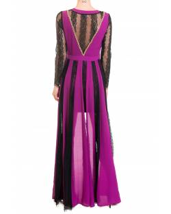 LONG DRESS WITH TRAIN 92XPT933