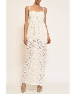 LACE DRESS WITH STUDS 11XPT973